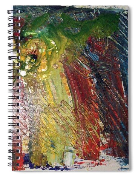 Experiment # 10 Spiral Notebook
