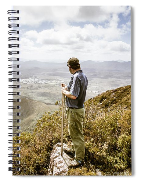 Explore Tasmania Spiral Notebook