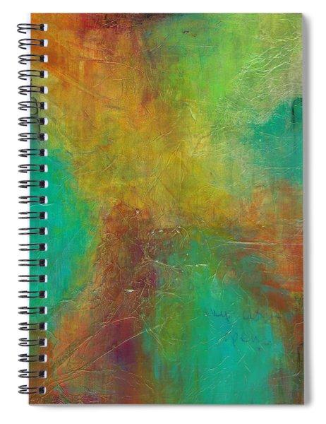 Exploring Color  Spiral Notebook
