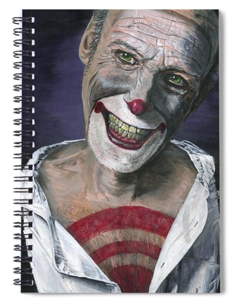 Exposed Spiral Notebook