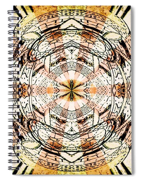 Eye View Spiral Notebook