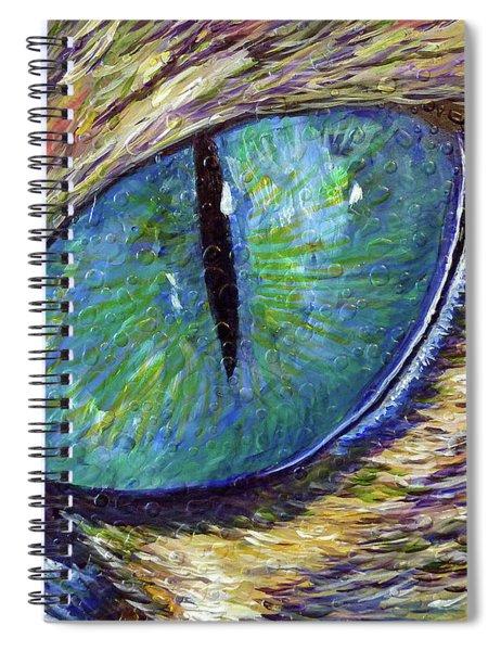 Eyenstein Spiral Notebook