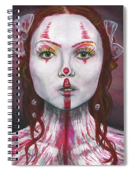 Eyes Open Spiral Notebook