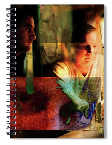 Eyes Wide Shut - Stanley Kubrick's Movie Interpretation Spiral Notebook