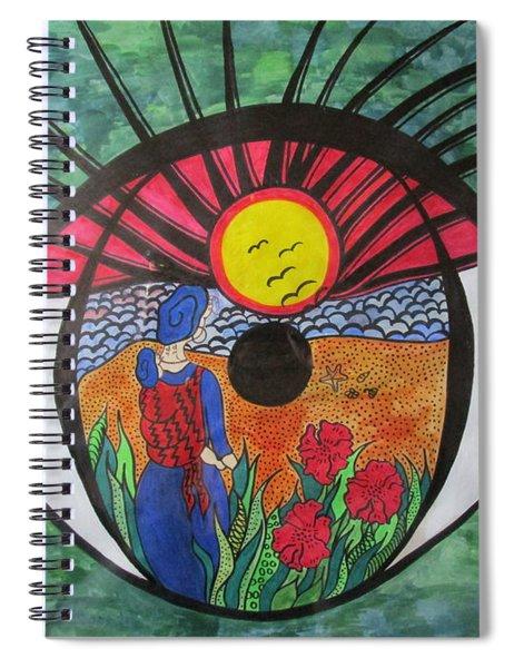 Eyewitness Spiral Notebook