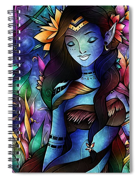 Eywa Ngahu Spiral Notebook