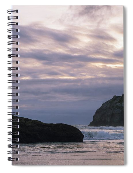Face Time Spiral Notebook