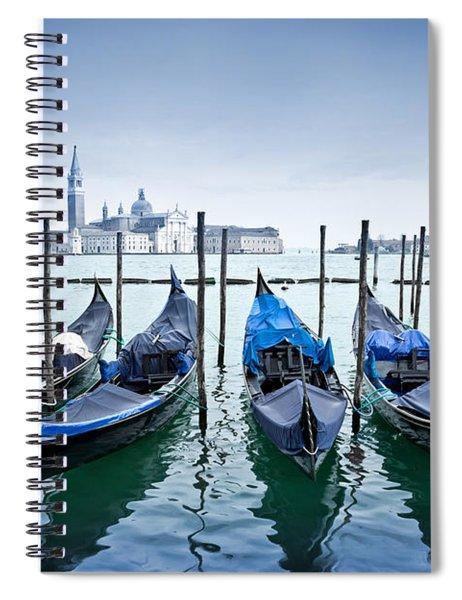 Facing San Giorgio Maggiore Spiral Notebook