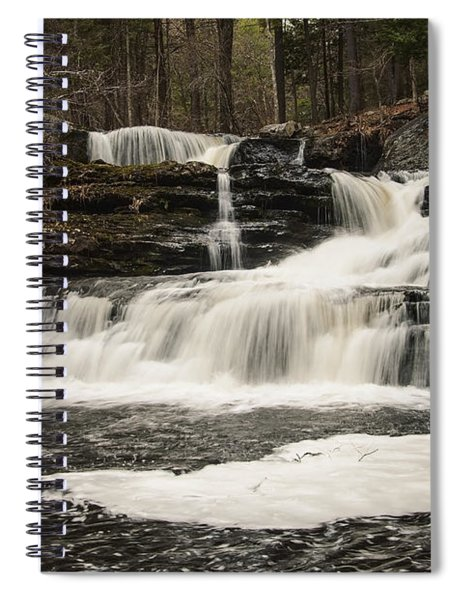 Factory Falls Spiral Notebook