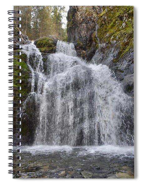 Faery Falls Spiral Notebook