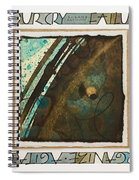 Failure Is Impossible Spiral Notebook