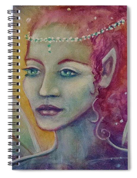 Fairy Fantasy Spiral Notebook