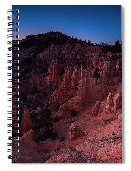 Fairyland Canyon Spiral Notebook