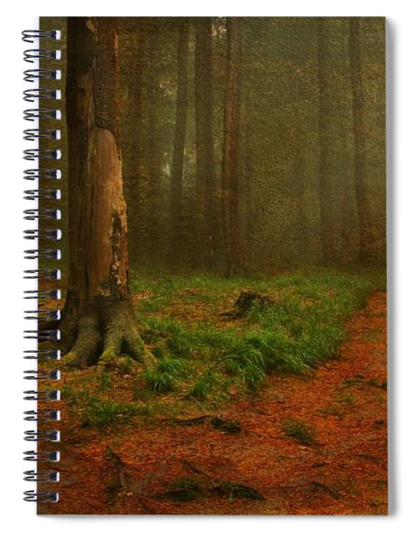 fairytale Forest 1 Spiral Notebook