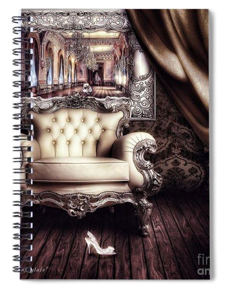 Fairytale Spiral Notebook