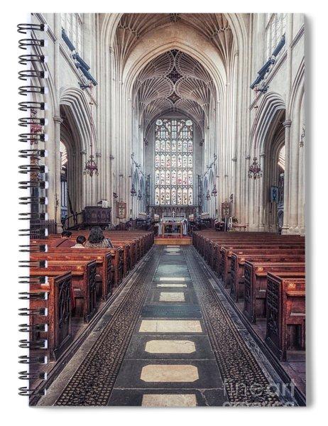 Faithfully  Spiral Notebook