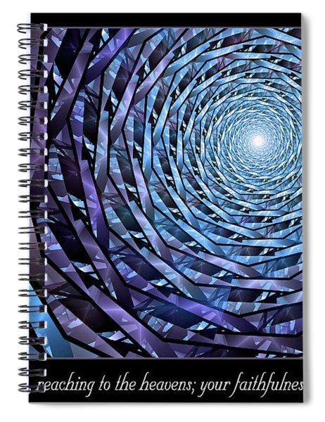 Faithfulness Spiral Notebook