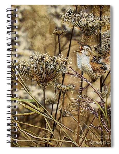 Fall Call Spiral Notebook