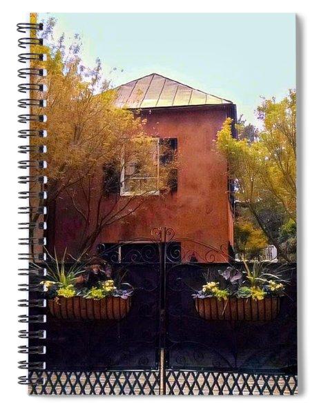 Fall Into Charleston Spiral Notebook