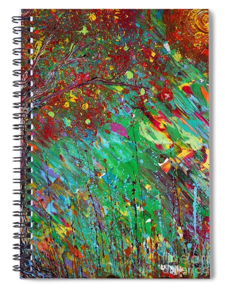Fall Revival Spiral Notebook