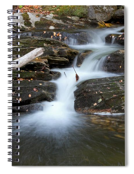 Fall Serenity Spiral Notebook