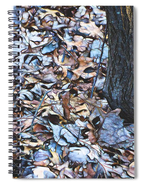 Fallen #1 Spiral Notebook