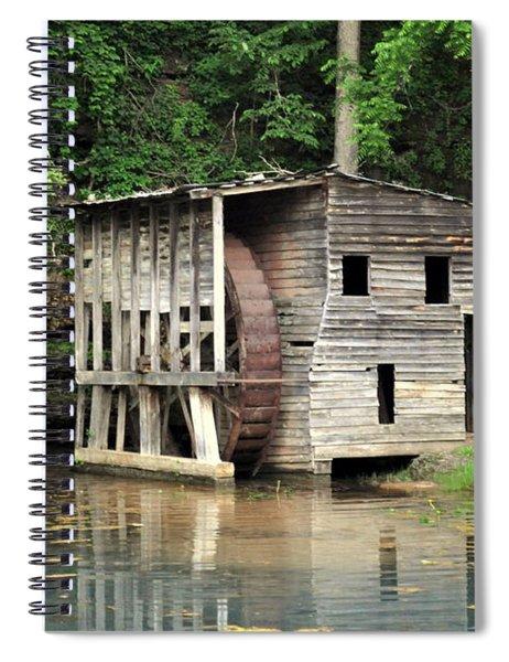 Falling Spring Mill 3 Spiral Notebook