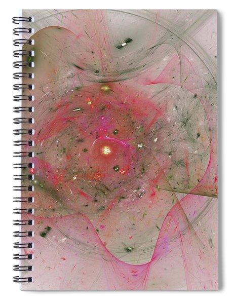 Falling Together Spiral Notebook
