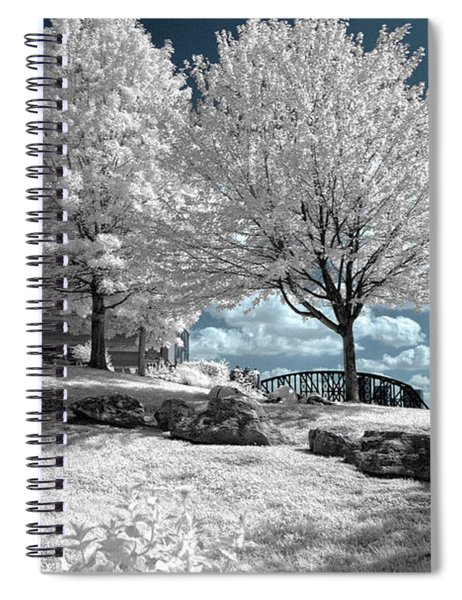 Falls Of The Ohio State Park Spiral Notebook