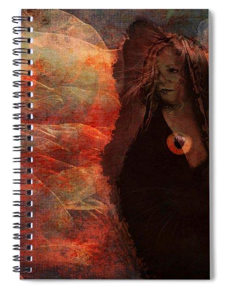 Familiar 2015 Spiral Notebook