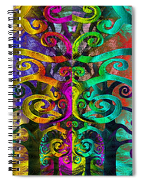 Family United Spiral Notebook