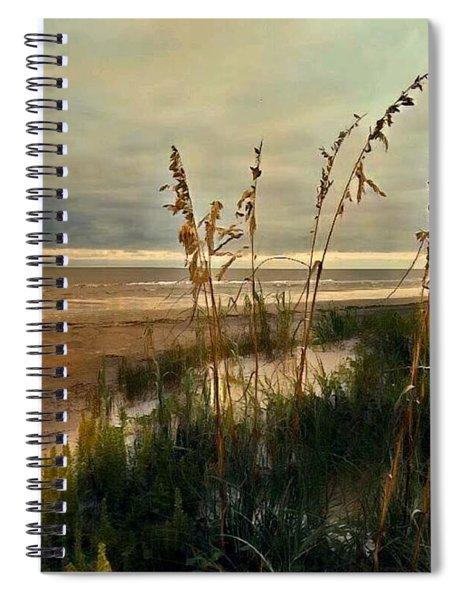 Far From Forgotten Spiral Notebook