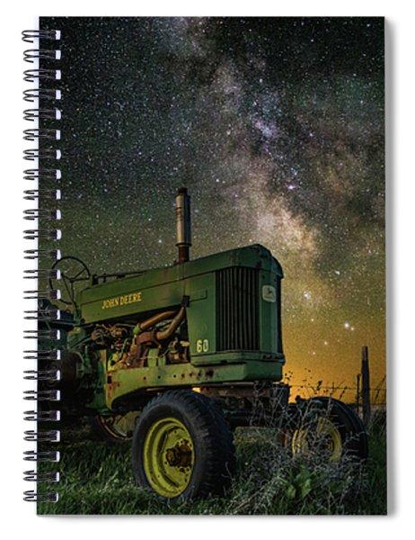 Farming The Rift 3 Spiral Notebook