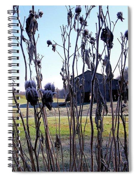 Farmland In Kentucky Spiral Notebook