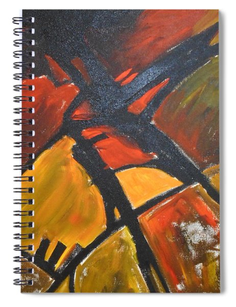Farmlands Spiral Notebook