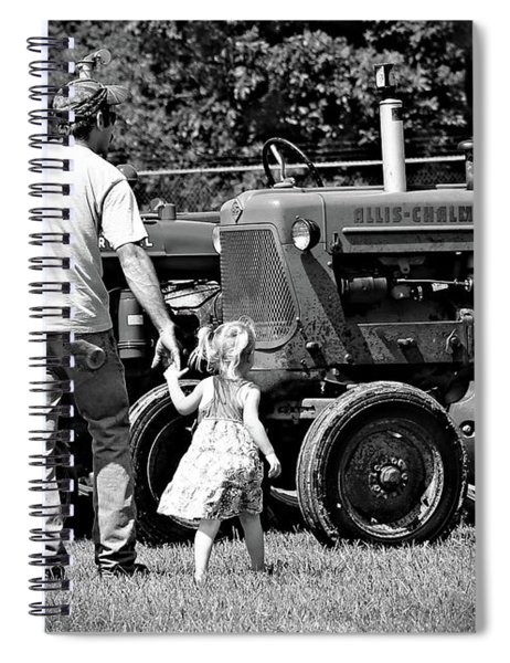 Father/daughter Day Spiral Notebook