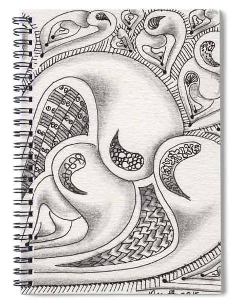 Father Heart Spiral Notebook