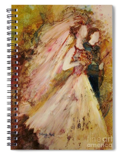 Father Of The Bride Spiral Notebook