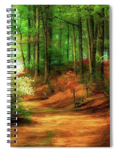 Favorite Path Spiral Notebook