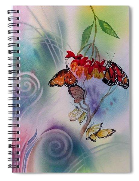 Favorite Things Spiral Notebook