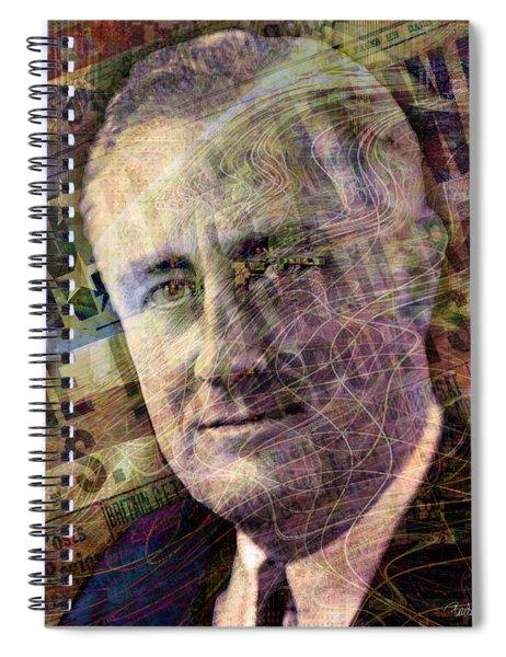 FDR Spiral Notebook