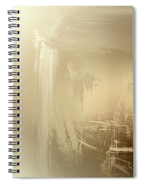 Elven Gem Smith Spiral Notebook