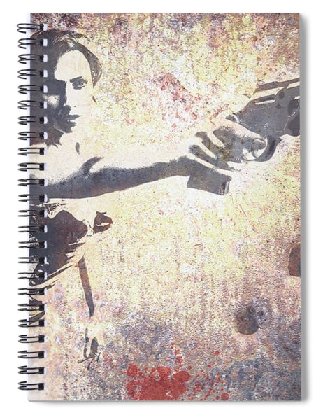 Feeling Lucky? Spiral Notebook