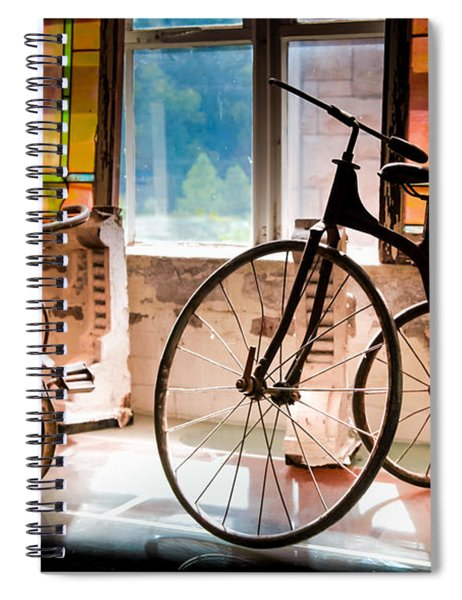 Feeling The Sounds Of Yesterday Spiral Notebook