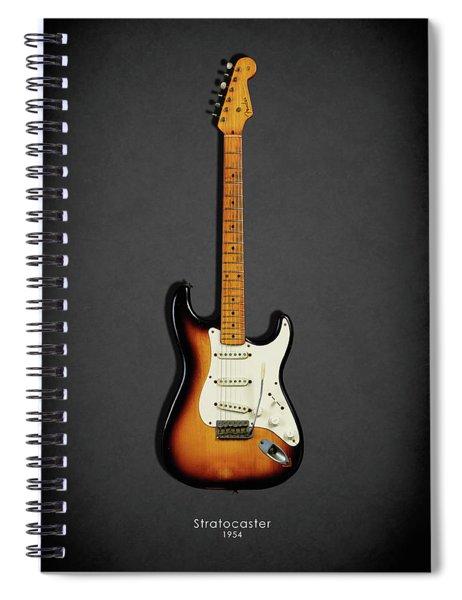 Fender Stratocaster 54 Spiral Notebook