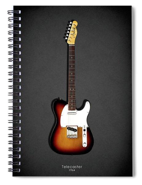 Fender Telecaster 64 Spiral Notebook