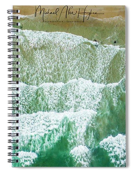Fenway Best Little Beach Spiral Notebook