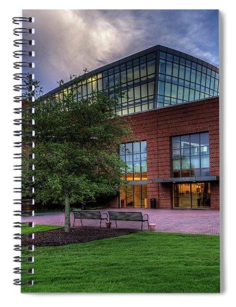 Ferguson Center Spiral Notebook