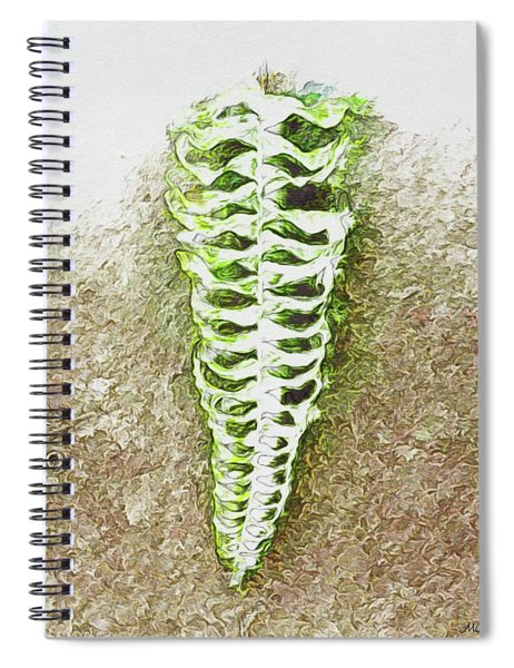 Fern Life Spiral Notebook