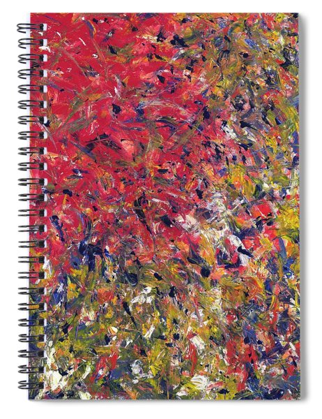 Festival Of Life Spiral Notebook